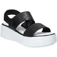 Schuhe Damen Sandalen / Sandaletten Impronte IL91541A Schwarz