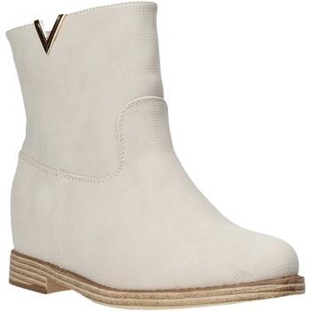 Schuhe Damen Low Boots Gold&gold A20 GR100 Beige