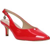 Schuhe Damen Pumps Gold&gold A20 GE01 Rot
