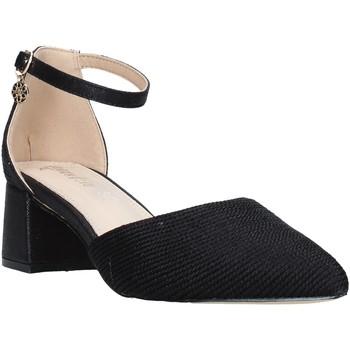 Schuhe Damen Pumps Gold&gold A20 GD181 Schwarz