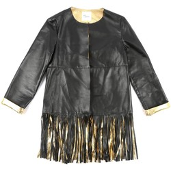 Kleidung Damen Jacken / Blazers Grace Shoes DF131 Schwarz