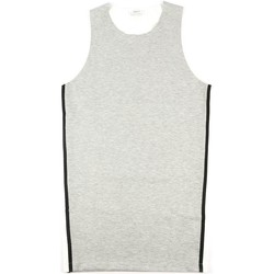 Kleidung Damen Kurze Kleider Y Not? Y16PE012-12 Grau