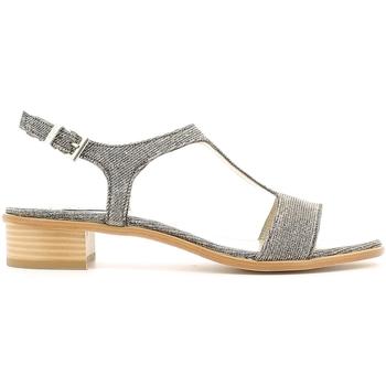 Schuhe Damen Sandalen / Sandaletten Keys 5409 Braun