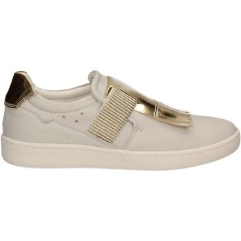 Schuhe Damen Sneaker Low Keys 5058 Weiß