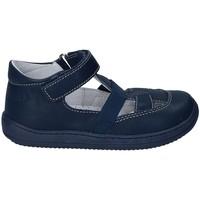 Schuhe Kinder Sandalen / Sandaletten Naturino 2012164-01-9102 Blau