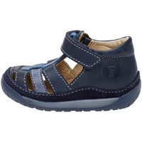 Schuhe Kinder Sandalen / Sandaletten Falcotto 1500811 01 Blau