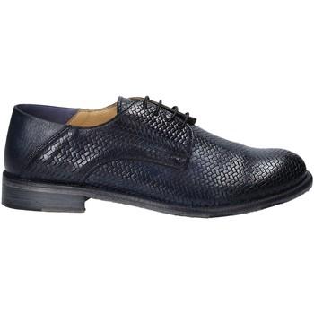 Schuhe Herren Derby-Schuhe Exton 3102 Blau
