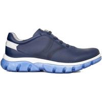 Schuhe Herren Sneaker Low CallagHan 42700 Blau
