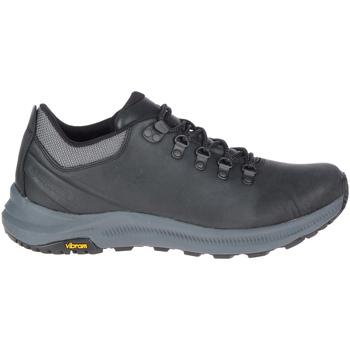Schuhe Herren Wanderschuhe Merrell J48789 Schwarz