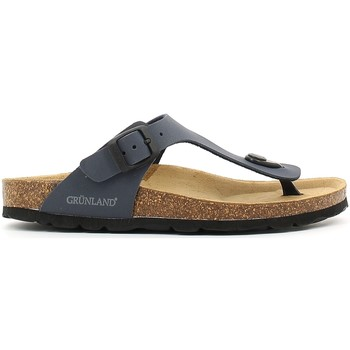 Schuhe Kinder Zehensandalen Grunland CB0927 Blau
