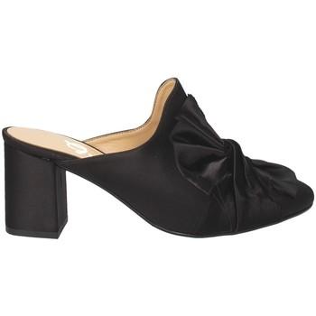 Schuhe Damen Pantoletten / Clogs Grace Shoes 1536 Schwarz