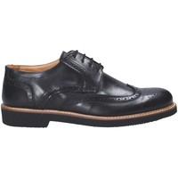 Schuhe Herren Derby-Schuhe Exton 9190 Schwarz
