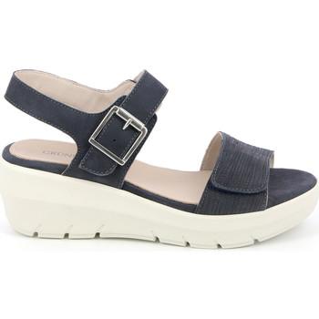 Grunland SA1881 Blau - Schuhe Sandalen / Sandaletten Damen 3995