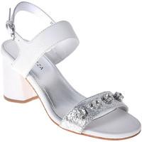 Schuhe Damen Sandalen / Sandaletten Apepazza PRS04 Weiß