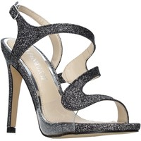 Schuhe Damen Sandalen / Sandaletten Café Noir ND931 Grau