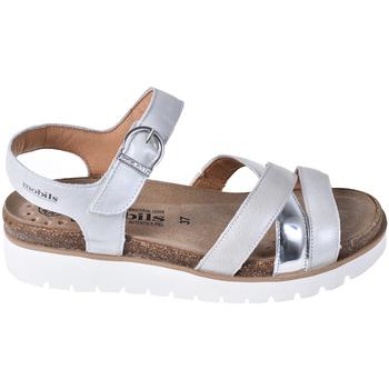 Schuhe Damen Sandalen / Sandaletten Mephisto P5130220 Weiß