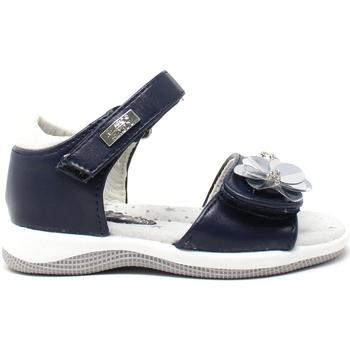 Schuhe Mädchen Sandalen / Sandaletten Miss Sixty S19-SMS570 Blau