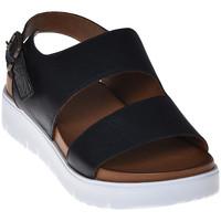 Schuhe Damen Sandalen / Sandaletten Bueno Shoes N3409 Schwarz