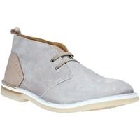 Schuhe Herren Boots Rogers BK 61 Grau