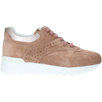 Schuhe Damen Sneaker High Triver Flight 198-10B Rosa