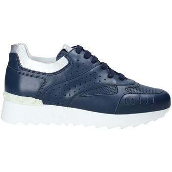 Schuhe Damen Sneaker Low Triver Flight 198-10B Blau