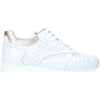 Schuhe Damen Sneaker Low Triver Flight 198-10B Weiß