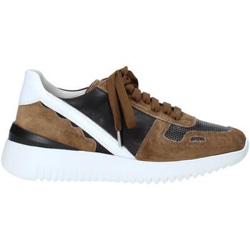 Schuhe Damen Sneaker Low Triver Flight 101-02C Schwarz