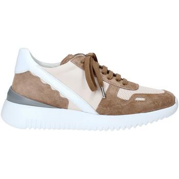Schuhe Damen Sneaker Low Triver Flight 101-02C Rosa