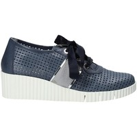 Schuhe Damen Sneaker Low The Flexx D2037_18 Blau
