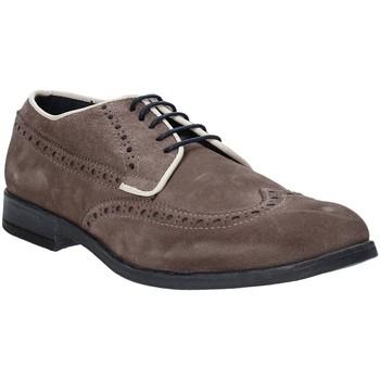 Schuhe Herren Slipper Rogers CP 07 Braun