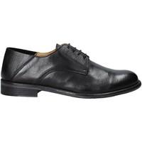 Schuhe Herren Derby-Schuhe Exton 3101 Schwarz