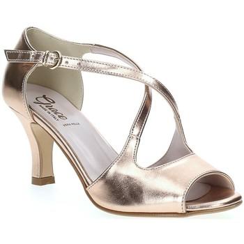 Schuhe Damen Sandalen / Sandaletten Grace Shoes 928002 Rosa