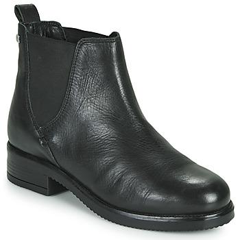 Schuhe Damen Boots Musse & Cloud PRITI Schwarz