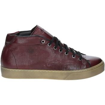 Schuhe Herren Sneaker High Exton 481 Rot