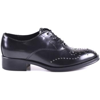 Schuhe Damen Derby-Schuhe Marco Ferretti 140898MF Schwarz