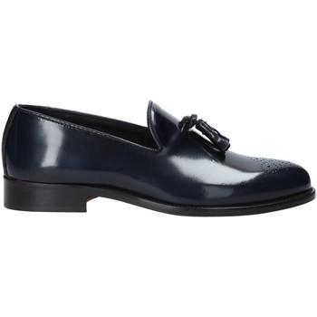 Schuhe Herren Slipper Rogers 603 Blau