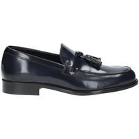 Schuhe Herren Slipper Rogers 651 Blau