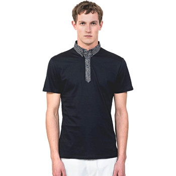 Kleidung Herren Polohemden Antony Morato MMKS01489 FA100084 Blau