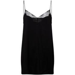 Kleidung Damen Tops / Blusen Calvin Klein Jeans K20K201686 Schwarz