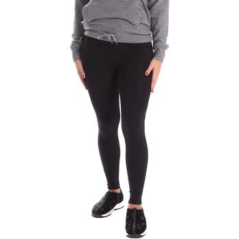 Kleidung Damen Leggings Key Up 5LI22 0001 Schwarz