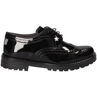 Schuhe Kinder Derby-Schuhe Melania ME6215F8I.C Schwarz