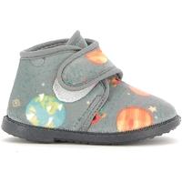 Schuhe Kinder Hausschuhe Blaike BI010003S Grau