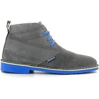 Schuhe Kinder Boots Submariine London SMLK620030 Grau