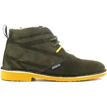 Schuhe Kinder Boots Submariine London SMLK620031 Grün