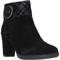 Schuhe Damen Low Boots The Flexx B652_35 Schwarz