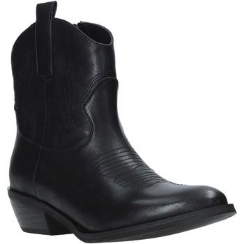 Schuhe Damen Low Boots Gold&gold B19 GU33 Schwarz
