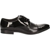 Schuhe Herren Richelieu Rogers 7186A Schwarz
