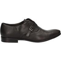 Schuhe Herren Richelieu Rogers 1654B Schwarz
