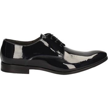 Schuhe Herren Richelieu Rogers 9235A Blau