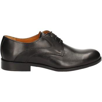 Schuhe Herren Derby-Schuhe Rogers 9949A Schwarz